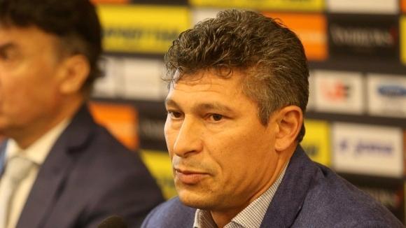 Новият селекционер на националния отбор на България по футбол Красимир