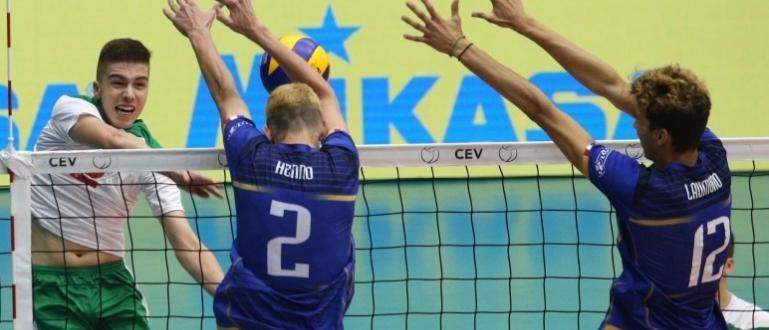 Националният отбор на България за юноши до 17 години спечели