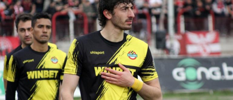 Бившият защитник на Ботев (Пловдив) Кристиан Димитров с късен гол