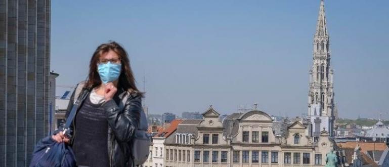 Властите в Белгия внесоха промени в правилата за международно пътуване,