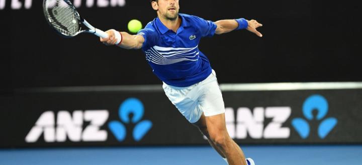 Актуалният шампион Новак Джокович записа втора победа на тазгодишния Australian