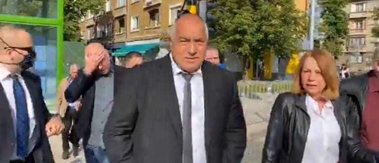 Бойко Борисов и кметът на София Йорданка Фандъкова инспектираха третата