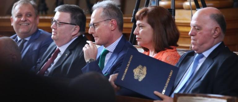 Народното събрание одобри докладите за дейността на Висшия съдебен съвет