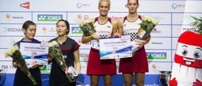 Сестрите Габриела и Стефани Стоеви спечелиха титлата в надпреварата на