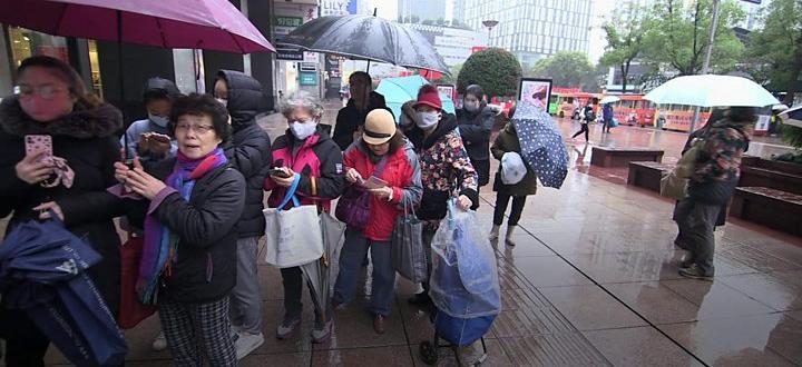 Починалите в Китай от новия коронавирус (2019-nCoV) вече са 26,