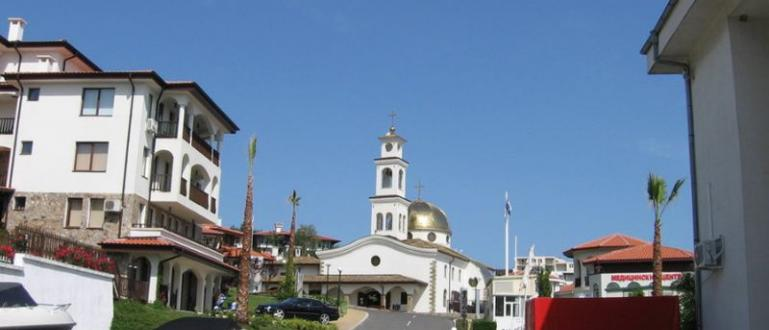 Снимка: Емонският манастир Св. ВласийНа страниците на една от своите