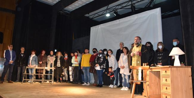 """Днес официално бе открита новата сцена на Общински театър """"Любомир"""