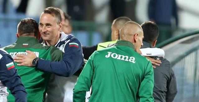 Бившият помощник треньор на Левски и кандидат за националния тим