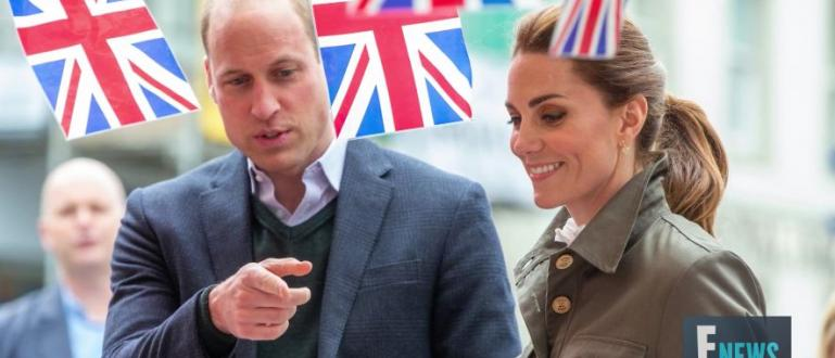 Принц Уилям и съпругата му Кейт оглавиха класацията на сп.