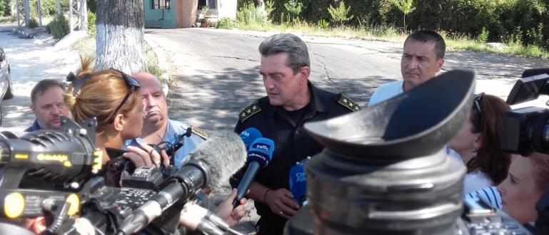 Пожарът край хасковските села Брягово, Любеново и Родопи е обхванал