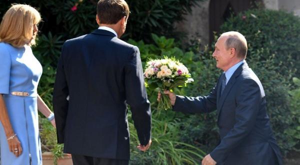 """""""Вярвам в европейска Русия"""", заяви президентът на ФранцияПрезидентът на Франция"""
