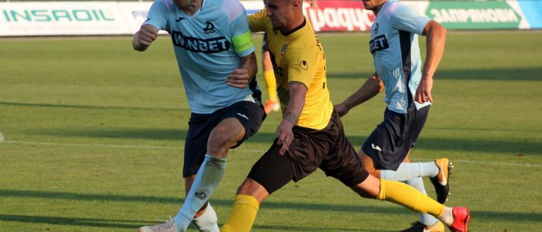 Футболистите на Ботев (Пловдив) се наложиха с 2:1 при гостуването