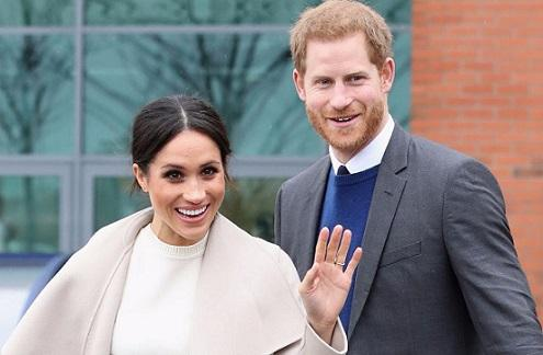 Принц Хари и Меган Маркъл написаха последното си съобщение като