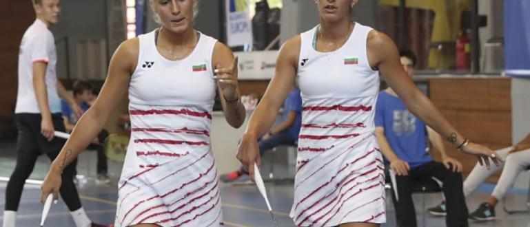 Една от най-успешните двойки в световния бадминтон и шампионки от