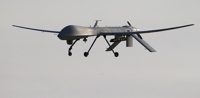 Бил снабден с касетъчни боеприпасиВъоръжен дрон бе свален днес в