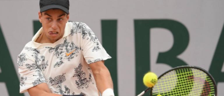 Талантливият български тенисист Адриан Андреев отстъпи на финала на турнира