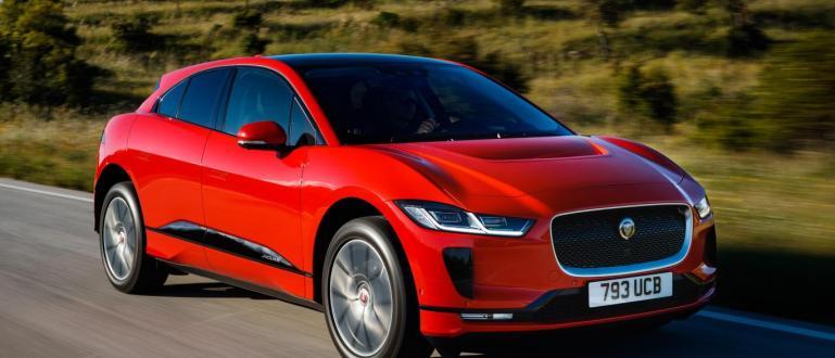 """Моделът електромобил I-Pace на Ягуар получи наградата """"Световна кола на"""