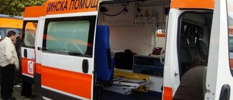 Пациент е нападнал екип на Спешна помощ в Гоце Делчев,