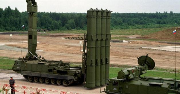 """Най-новата руска система за противовъздушна отбрана - С-500 """"Прометей"""", е"""