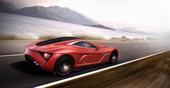 Рекордно превишаване на скоростта с 98 км/ч е заснето с
