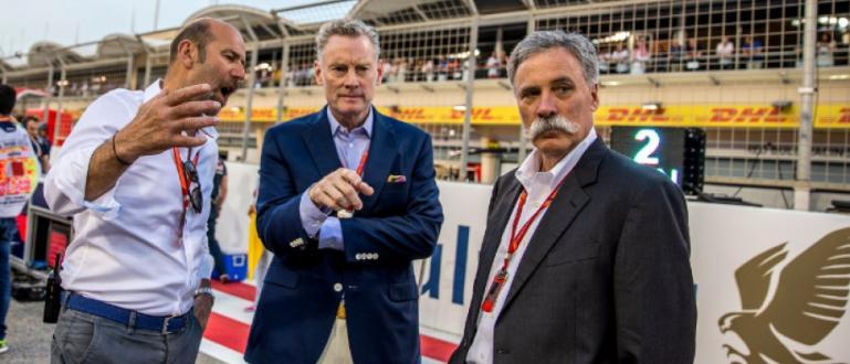 Най-изненадващо директорът по търговските операции във Формула 1 Шон Брачес