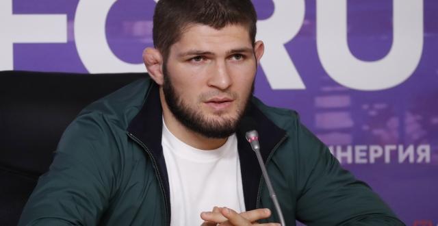 Дългоочакваната битка в UFC между шампиона Хабиб Нурмагомедов и американеца