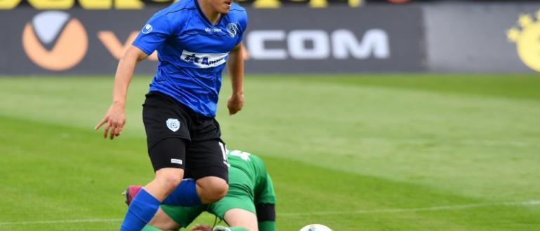 Футболистите на Черно море победиха Лудогорец с1:0в контролна среща, игранана