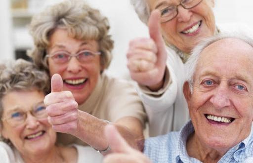Остаряването не е само здравословни тревоги и тъгуванепо преминалата младост.Този