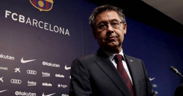 Президентът на ФК Барселона Хосеп Мария Бартомеу свика спешна среща