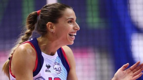 Националката Елица Василева подписа с европейския клубен шампион Игор Горгонзола