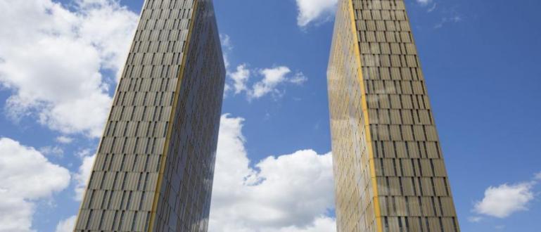 Снимка: Съдът на ЕС открива трети небостъргач