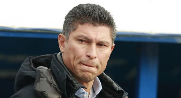Селекционерът на националния отбор по футбол на България Красимир Балъков