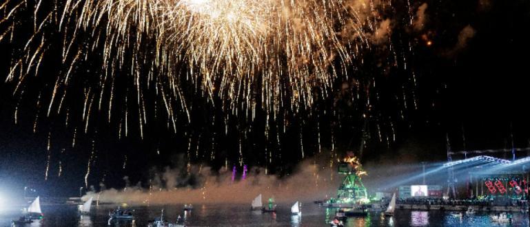 Хърватският пристанищен град Риека официално пое щафетата на Европейска столица