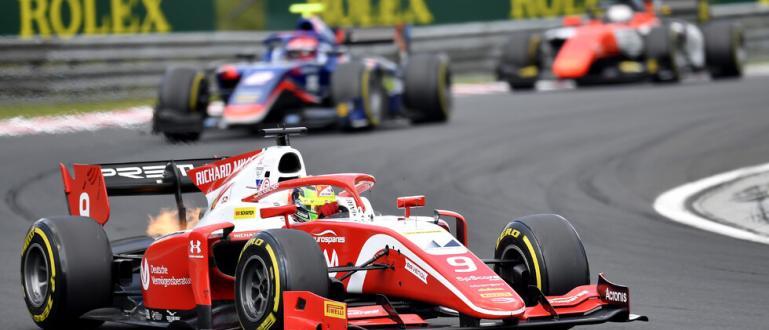 При завръщането на Formula 1 се видя сериозно разделение при