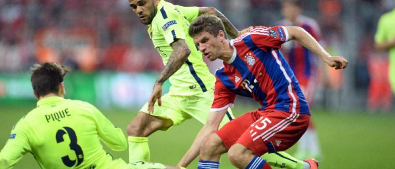Барселона и Байерн се срещат за 13-и път в Европапубликувано