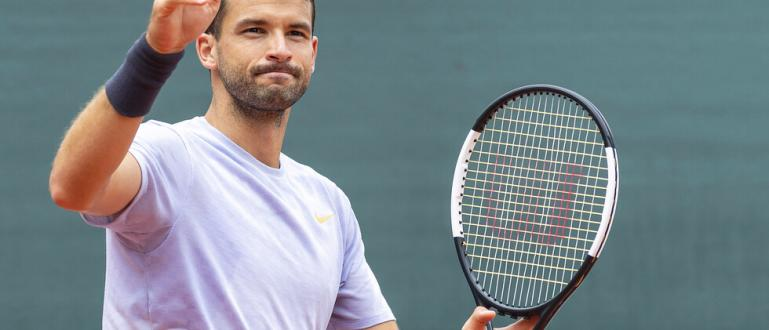 Асът ни в тениса Григор Димитров ще играе на осминафиналите