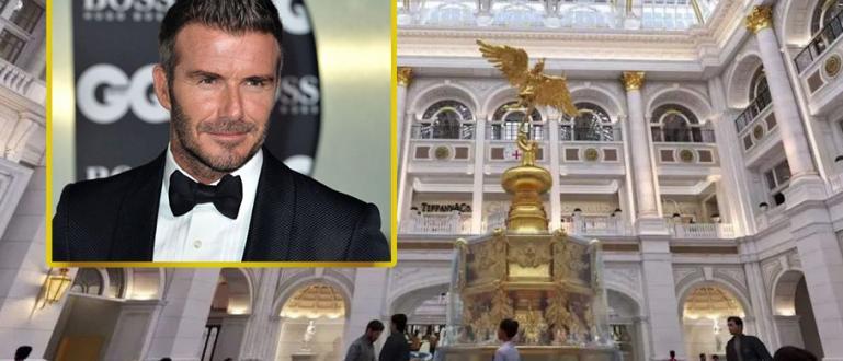 Дейвид Бекъм съобщи, че отваря хотелски комплекс, вдъхновен от Лондон