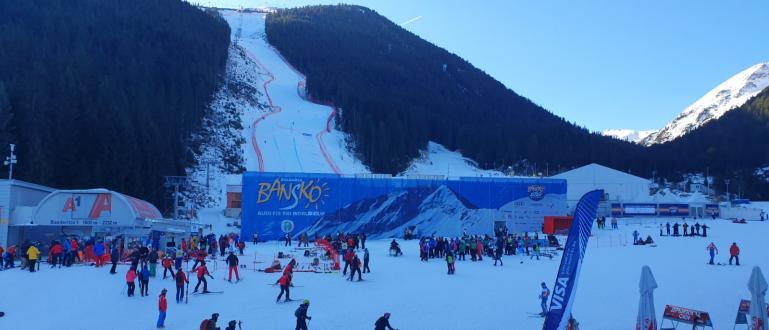Световната купа по ски алпийски дисциплини при жените в Банско