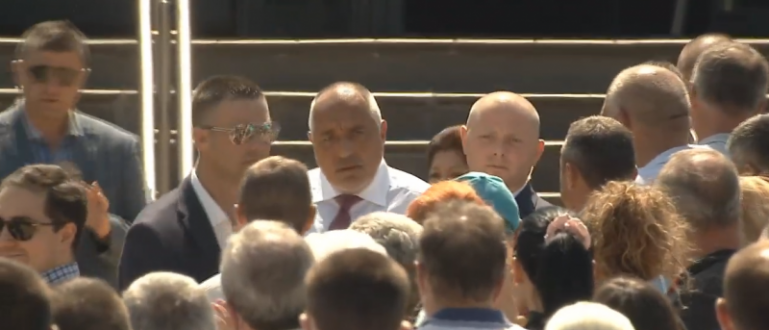 ☑️ Бойко Борисов: Не съм Радев да се радвам, когато