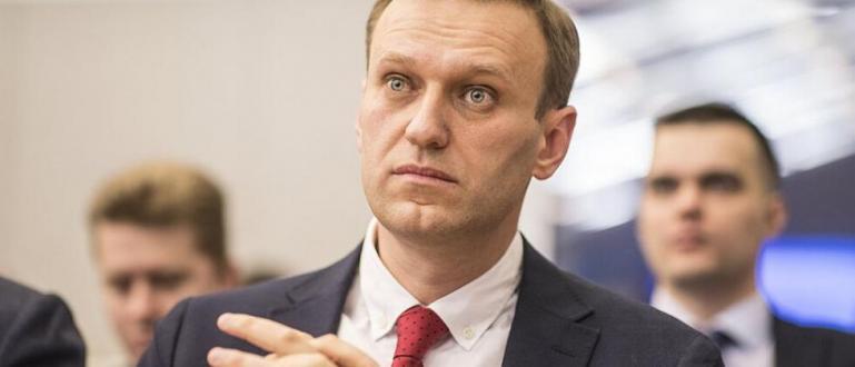 Главният опозиционер в Русия Алексей Навални бе задържан от полицията