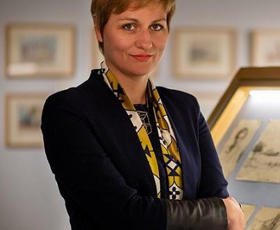 Маргарита Доровска - културолог, куратор, директор на Музея на хумора