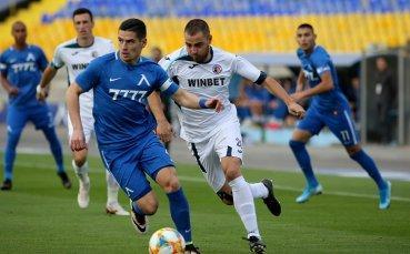 Локомотив (Пловдив) и Левски завършиха при резултат 0:0 в голямото