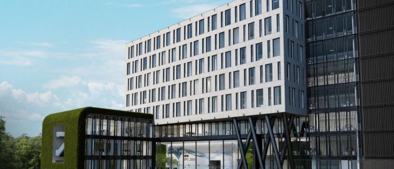 177 000 кв. м нови офиси са завършени през 2019