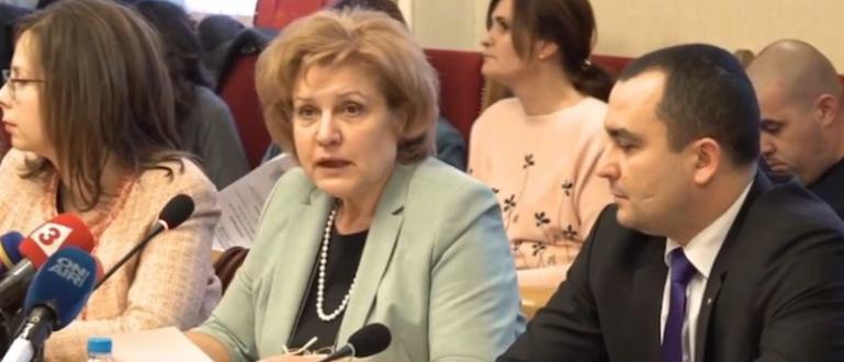 Председателката на бюджетната комисия в парламента Менда Стоянова похвали валутния