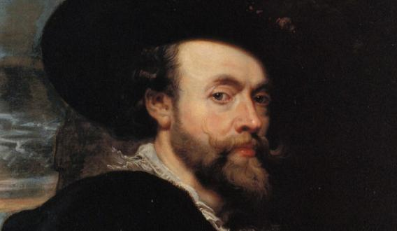 Забравена картина наПетер Паул Рубенсбеше откритапод вековен слой прах от