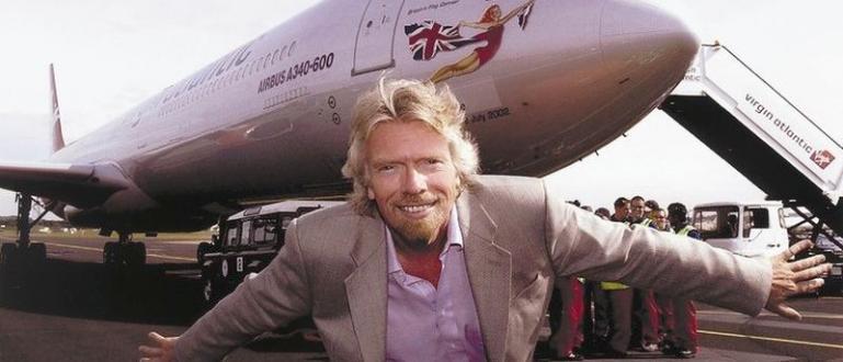 Virgin Atlantic, основана от британския бизнесмен Ричард Брансън, подаде молба