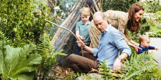 Херцогинята на Кембридж Кейт Мидълтънразкри още един свой невероятен талант
