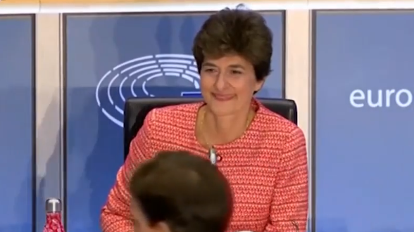 Френският кандидат за еврокомисар Силви Гулар не успя да получи