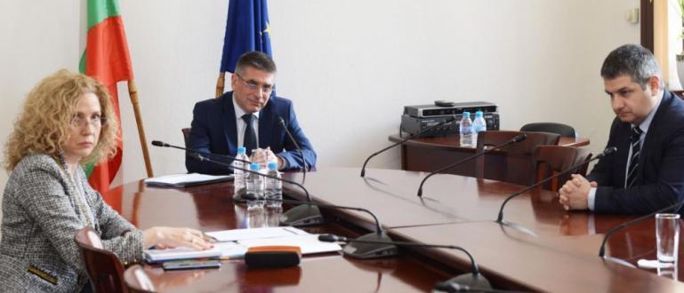 Правосъдният министър Данаил Кирилов участва в неформална видеоконференция на министрите