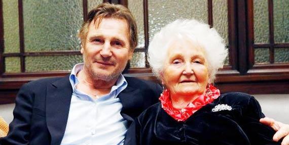 Култовият Лиъм Нийсън навършва 68, но за съжаление няма повод